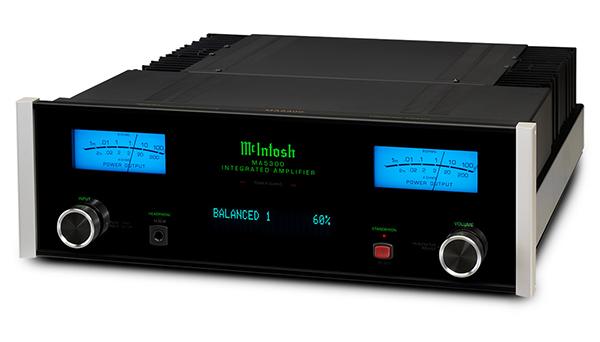 新品 | 模块化数字输入:McIntosh MA5300综扩