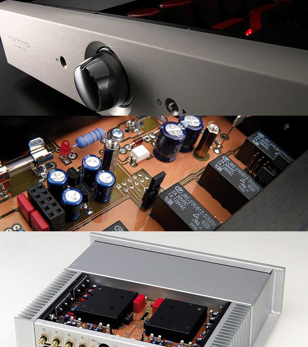 新品   规格惊人!:Norma Audio Revo IPA-140综合扩大机