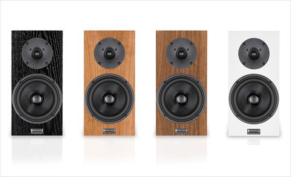 新品 | 分音器手工搭棚:Audio Physic Classic 3书架音箱