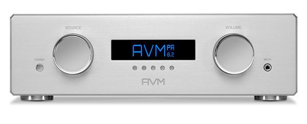 新品    线性电源、模块化设计:AVM Ovation PA 8.2旗舰前级放大机