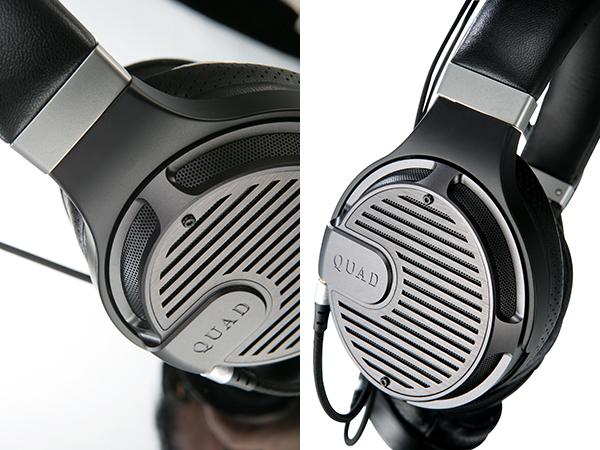 新品 |  1936年以来的第一次:Quad ERA-1平面振膜耳机