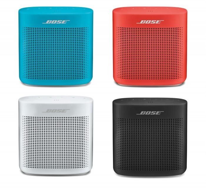 """1492494688944246 - 推荐   """"要颜值,更要实力!"""" Bose SoundLink Revolve和Revolve+"""