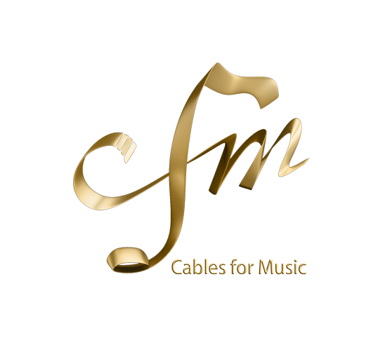 "3dlogo 555x482B - 品牌 | ""一个诞生在香港的发烧线材品牌"" Cables for Music(CFM)乐线宝系列产品!"