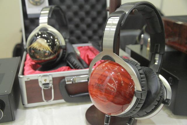 articleimage 814925 - 新品   耳机玩家必来朝圣-TAA音响大展敦睦厅
