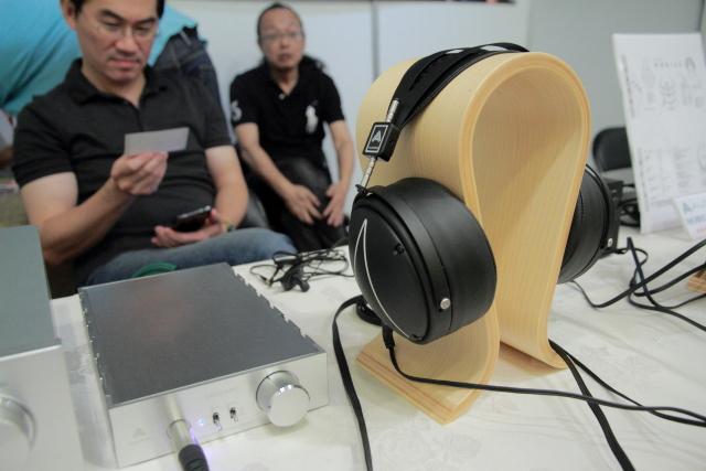 articleimage 814946 - 新品   耳机玩家必来朝圣-TAA音响大展敦睦厅