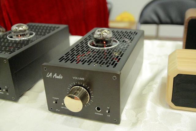 articleimage 814951 - 新品   耳机玩家必来朝圣-TAA音响大展敦睦厅