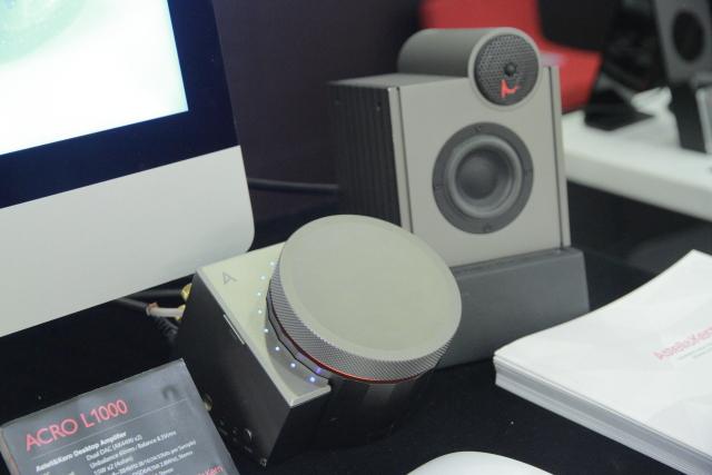articleimage 815011 - 新品   耳机玩家必来朝圣-TAA音响大展敦睦厅