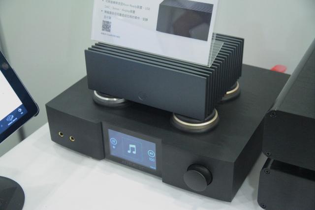 articleimage 815018 - 新品   耳机玩家必来朝圣-TAA音响大展敦睦厅