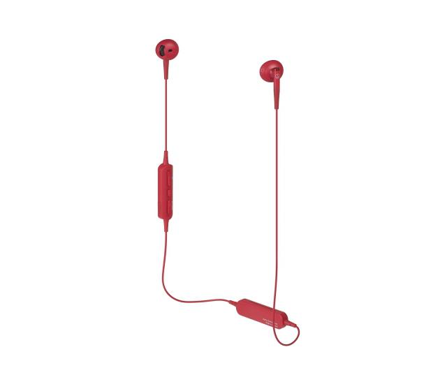 新品 | 耳塞式设计配戴更舒服-Audio-Technica ATH-C200BT蓝牙耳机-影音新生活