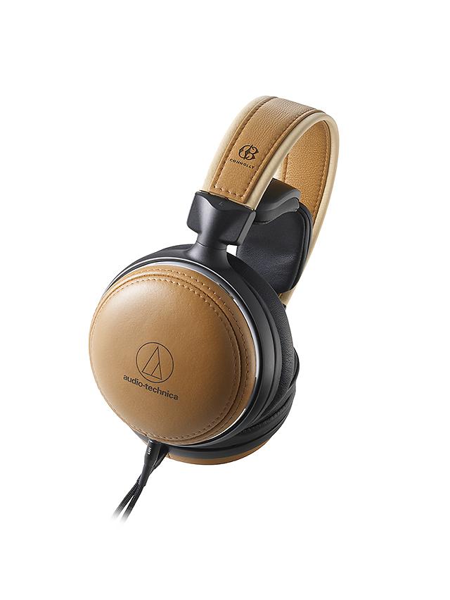 cartitleimage 43042 - 新品 | 全球限量500副-Audio-Technica ATH-L5000枫木皮革耳机!