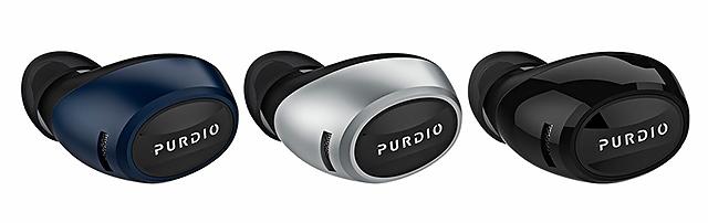 新品 | 拿出来就自动开机连线-Purdio HEX+ TX99真无线耳机-影音新生活