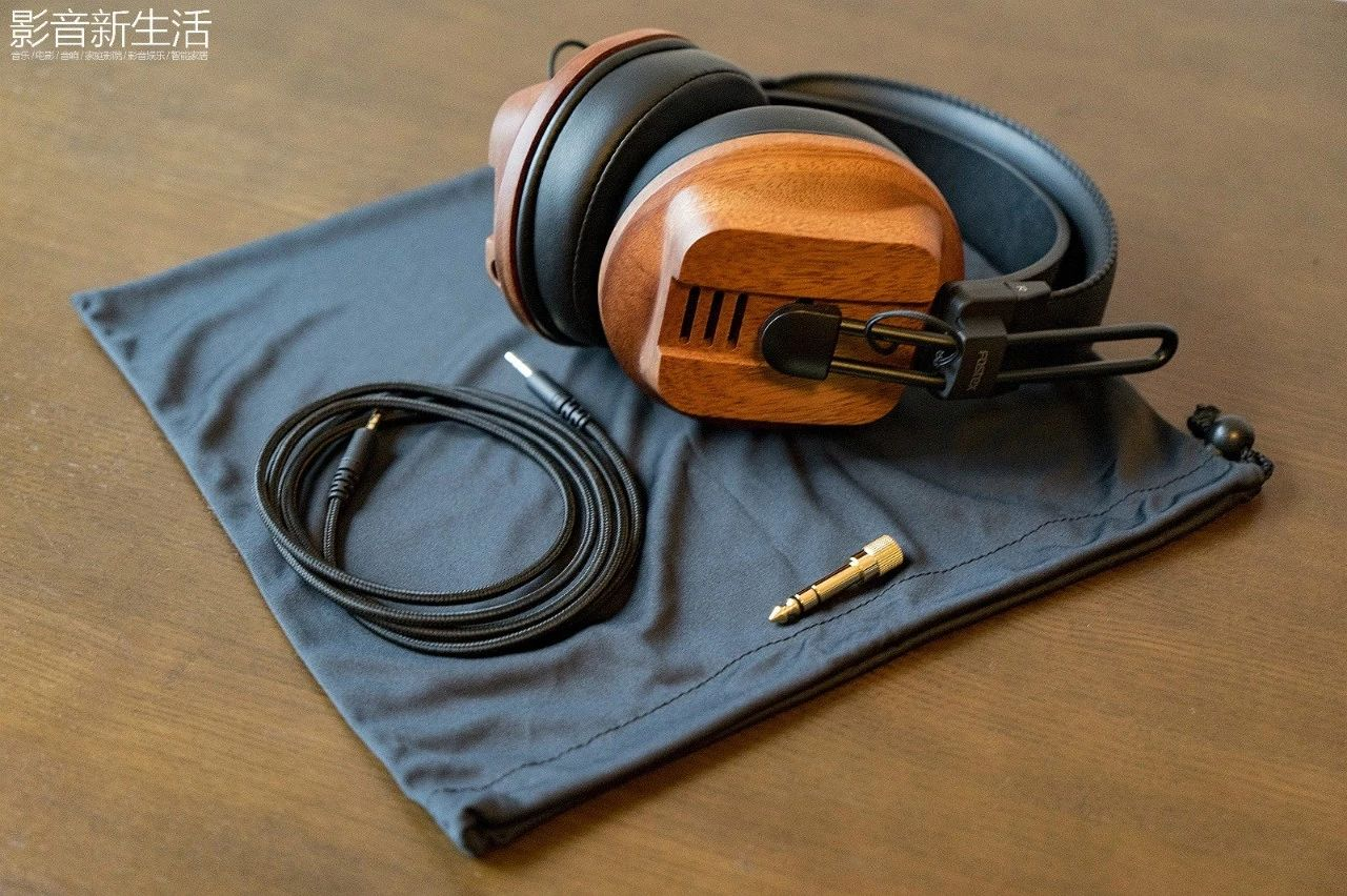 "eef8fdd2e2316b257bbcd2a13d113d1d - 测评丨延续监听传奇的""木碗"" Fostex T60RP 平板振膜耳机"