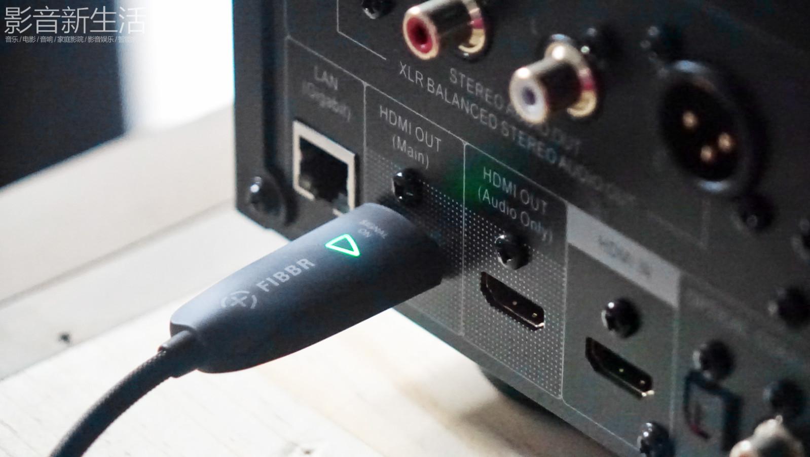 "fibbr pro hdmi 9 - 推荐 | ""衰减率低、可弯折、耐用度高,高品质的HDMI线""FIBBR Ultra Pro 光纤HDMI线"
