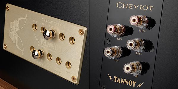 新品 | 录音室鉴听经典到我家:Tannoy Cheviot喇叭