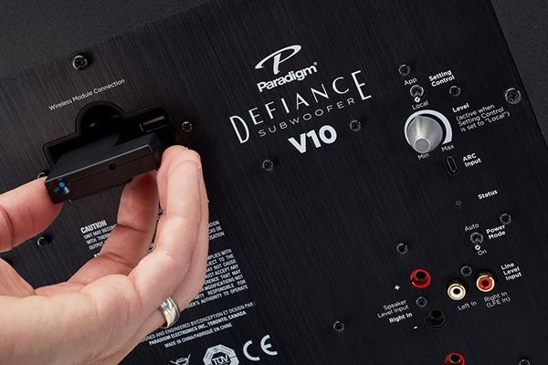 showimage821 - 新品 | 内建ARC功能:Paradigm Defiance主动式超低音音箱