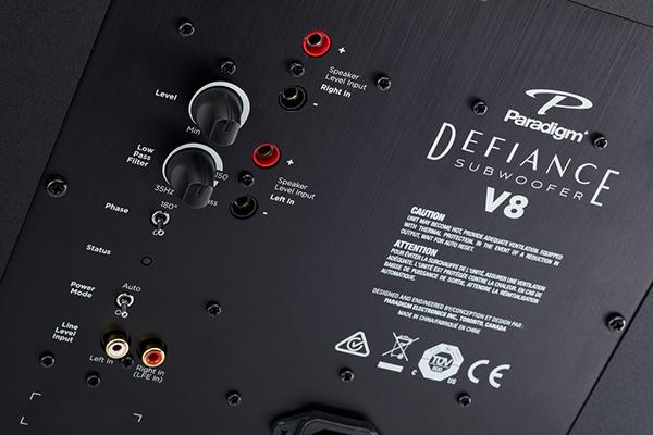showimage824 - 新品 | 内建ARC功能:Paradigm Defiance主动式超低音音箱