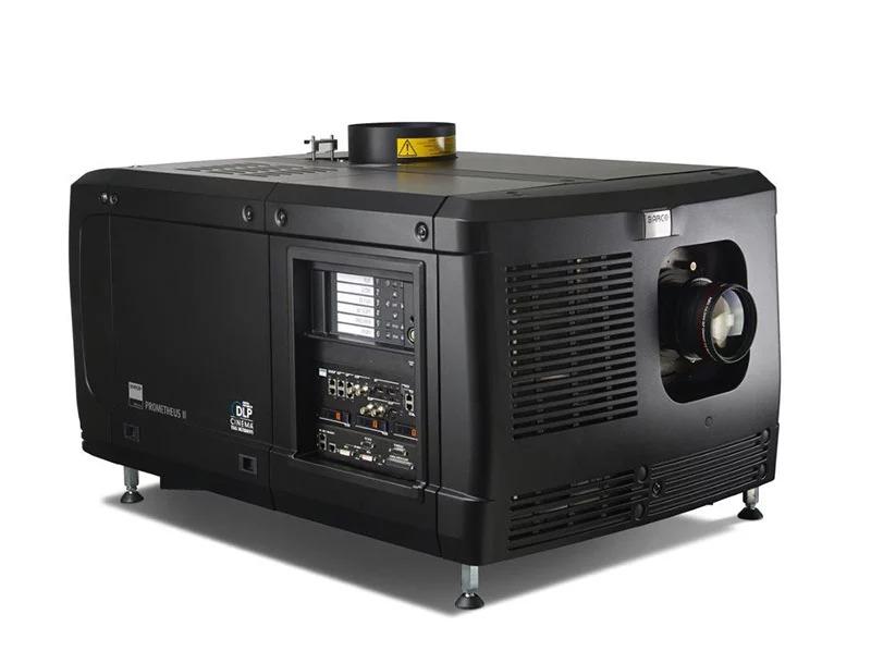 """新品   """"普罗米修斯迎来第三代革新版本!""""Barco发布Prometheus III 3片式4K旗舰投影机-影音新生活"""