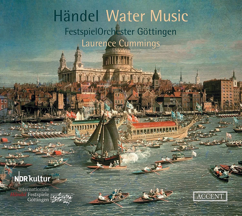"""""""轻快活泼的格调使18世纪的音乐注入了新的生机"""" 亨德尔:水乐组曲"""