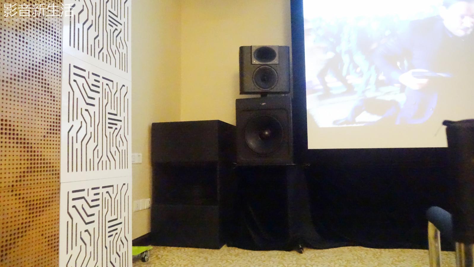 """回顾   """"价值160万顶级家庭影院系统亮相!"""" 米乐影音携Trinnov、Procella等最新影音产品高调参加2018广州国际音响唱片展!"""