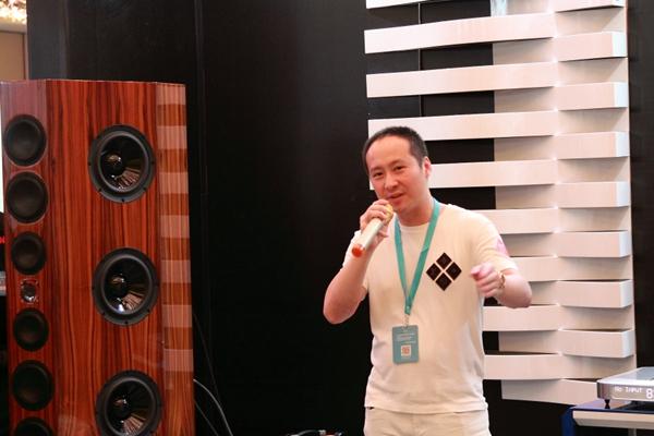 科技引领的HiEnd未来:Venture威卓发布Grand Extreme 旗舰音箱