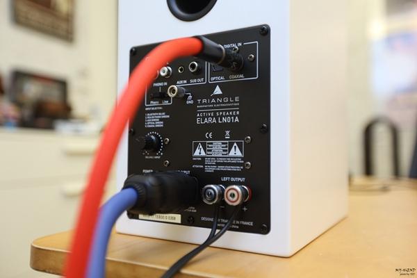 小系统大能耐:Triangle LN01A有源音箱+Nuprime CDT-8 Pro转盘