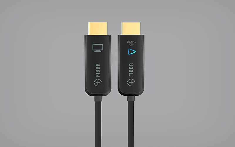 HDMI FIBBR 4K 8K UHD HDR