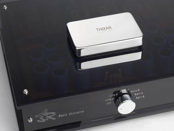 音响配件中的劳斯莱斯:Thixar Eliminator谐振控制块