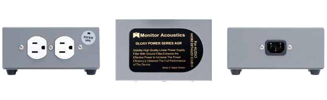 好声加倍奉还:Monitor Acoustics Glory系列电源清净器