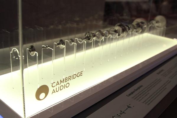 再续前缘 携手并进:爱威携手英国Cambridge Audio剑桥召开品牌代理发布会