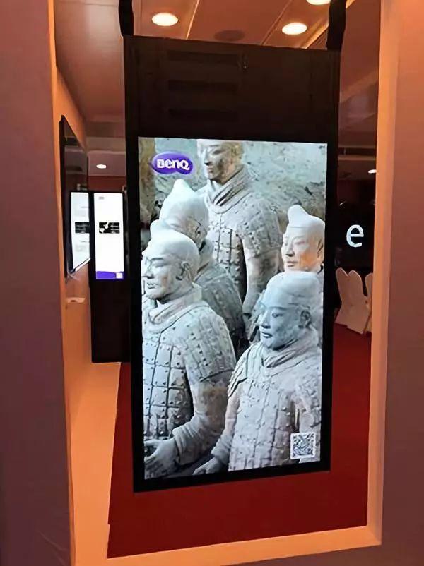 640 235 - 动态丨投屏结合更创意,明基引领展览展示革新