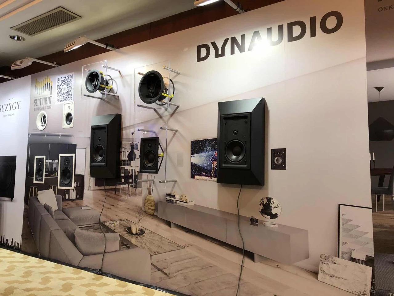 展会回顾 | 源自欧洲大空间影院扬声器AUREA新品首秀广州唱片展
