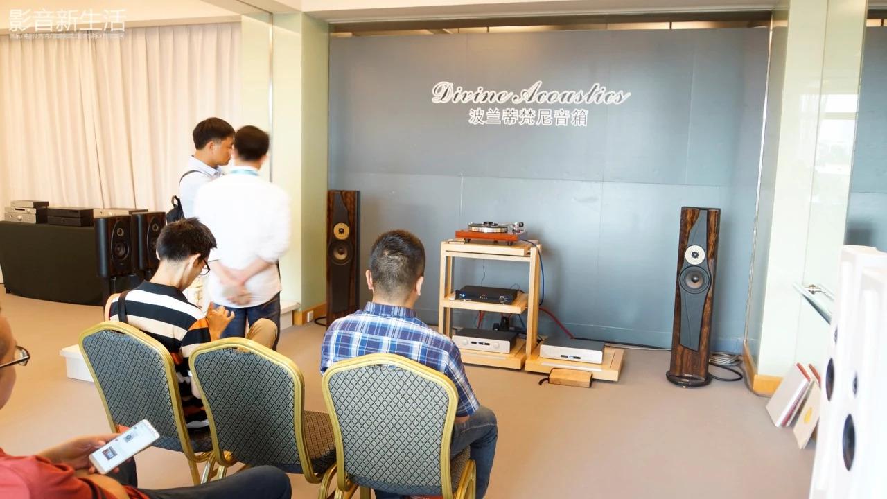 最新丨2018广州国际音响唱片展顺利开幕!
