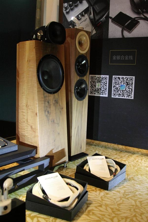 展露1兆欧的威力:音特网携NuPrime新派Evolution One广州展首秀