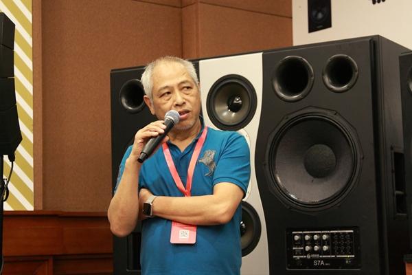 坚叔亲临站台背书:长秦城乐器发布ADAM Audio新品T系列