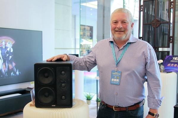 精进改良 从不妥协:专访M&K Sound ApS公司CEO Per Becher