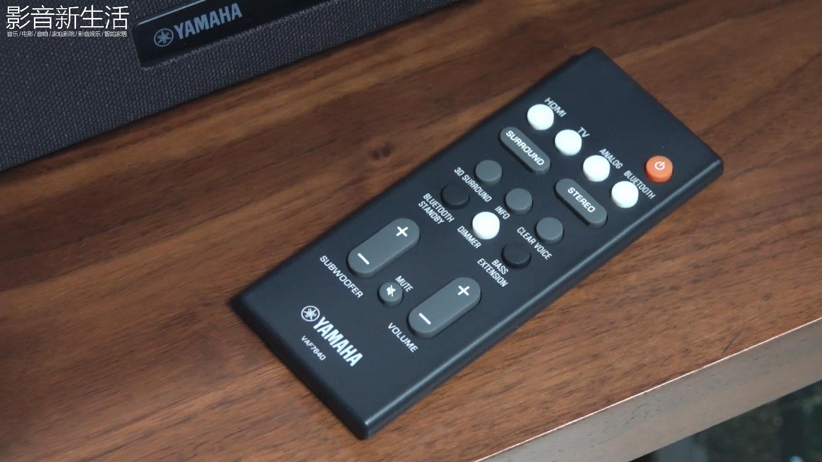 "MAH01722MP4 20180903 175227796 - 推荐 | ""采用DTS Virtual:X技术的客厅娱乐多面手"" Yamaha雅马哈ATS-1080 Soundbar回音壁"