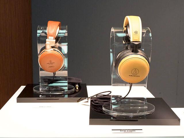 [Lyra Media转载]Audio Technica 日本年度发布会-Titanium三连击