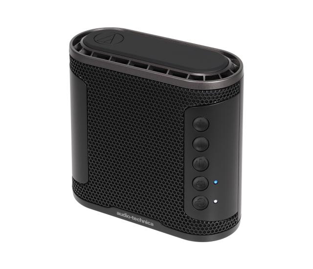 蓝牙喇叭也有重低音-Audio-Technica AT-SBS50BT 蓝牙喇叭