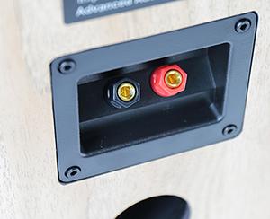 首款低音反射式的3/5A:淇誉JS 3/5A书架音箱