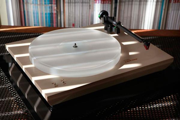 以精度致胜:Tien Audio Tien直驱黑胶唱盘