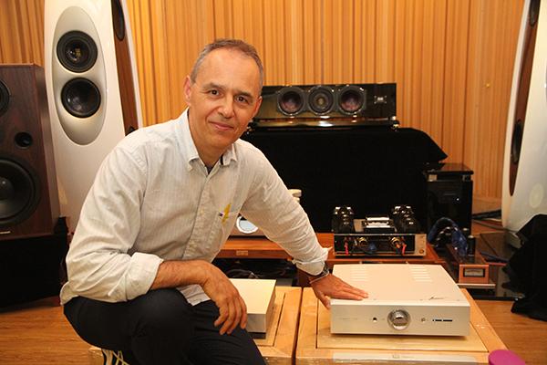 以音乐入味:专访Norma Audio负责人Enrico Rossi