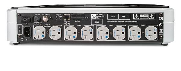 电源净化与管理大师:PS Audio Power Plant 12电源再生器