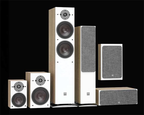 国民级北欧精品音箱:Dali Oberon系列音箱