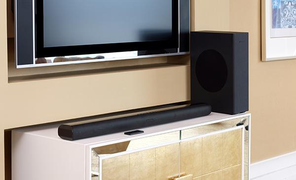 搭载无线超低音:Wharfedale Vista 200S Soundbar
