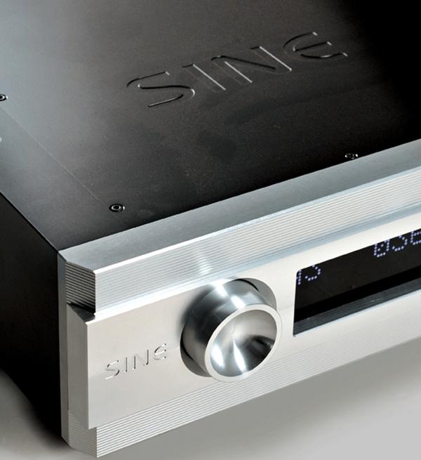 新品 | 铁甲威龙、刚柔并蓄:SINE正弦K-1合并功放-影音新生活