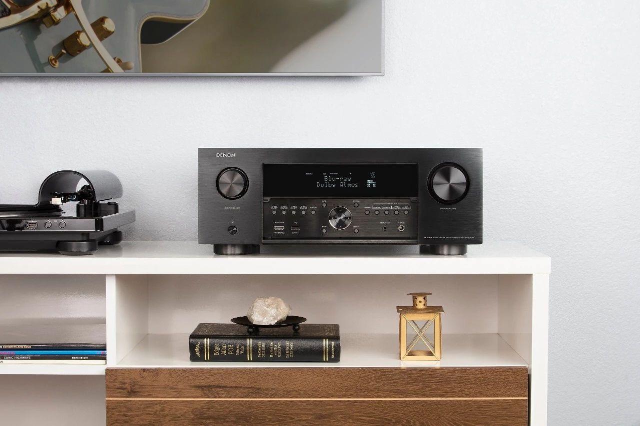 640 102 - 新品 | Denon推出全新强大输出功率和最先进3D环绕声音效的高级AV接收机