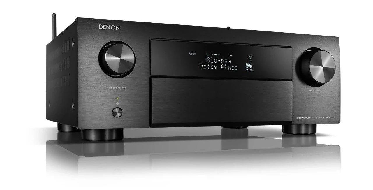 640 103 - 新品 | Denon推出全新强大输出功率和最先进3D环绕声音效的高级AV接收机