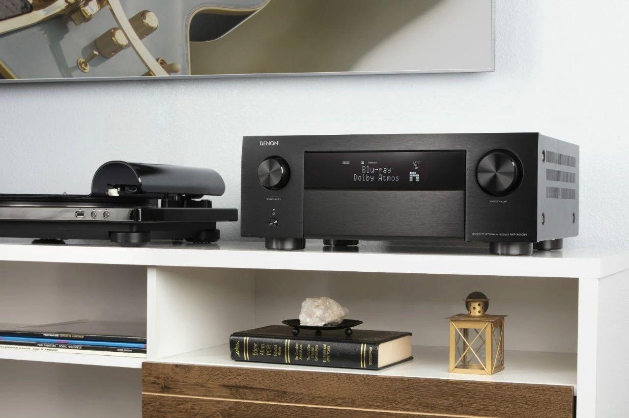 640 104 - 新品 | Denon推出全新强大输出功率和最先进3D环绕声音效的高级AV接收机