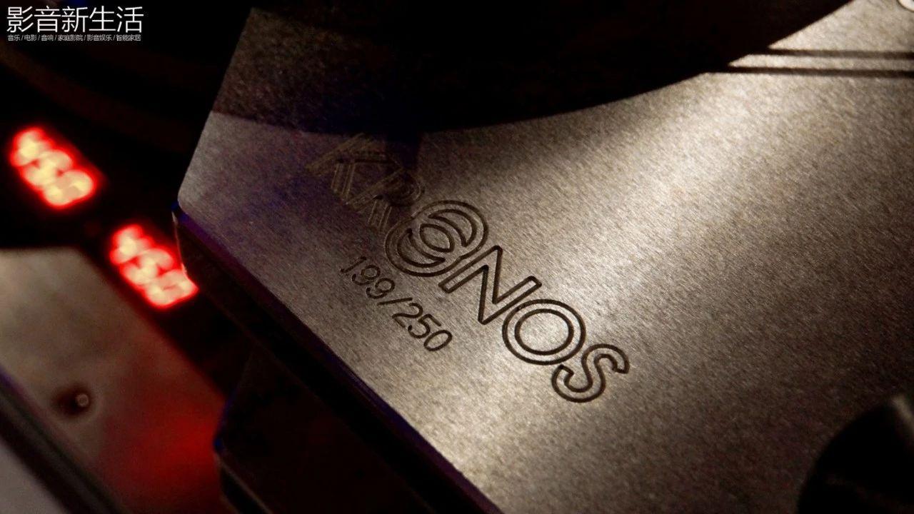 """640 41 - 现场   """"世界上唯一双转盘动力系统的顶级黑胶天盘"""" 加拿大 Kronos PRO重磅亮相"""