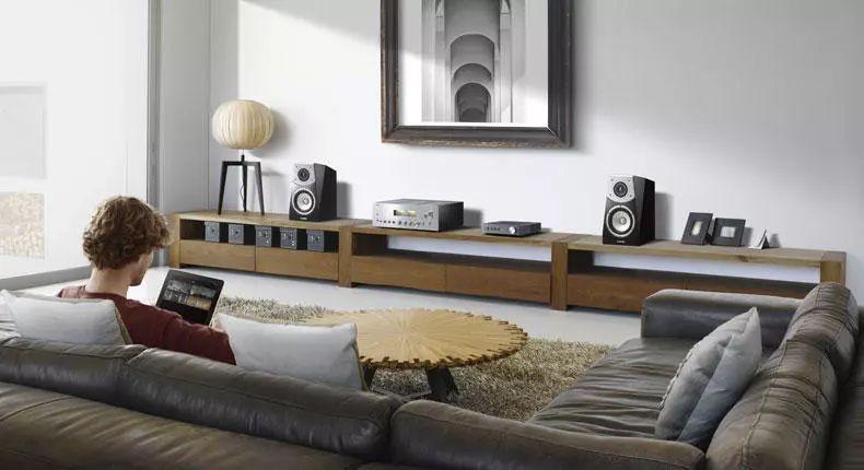 """640 74 - 推荐丨""""从此以后环绕声道也可以使用无线连接"""" Yamaha 雅马哈 MusicCast 技术"""